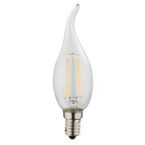 CLEAR E14 Candle LED Bulb 10584