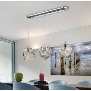 Rock 3 Light Bar Pendant