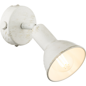 CALDERA White Wall Light 54648-1