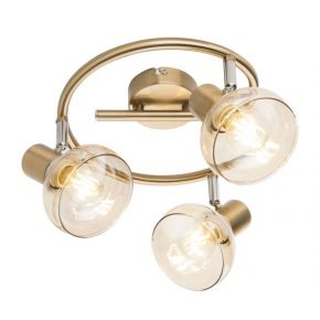 DONTO Gold Ceiling Light 54922-3