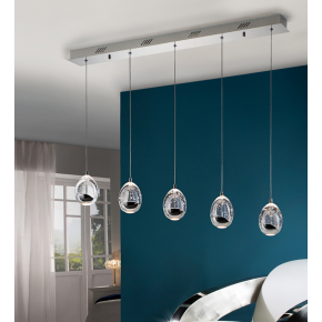 Bimby 5 Light Bar Pendant Dimmable