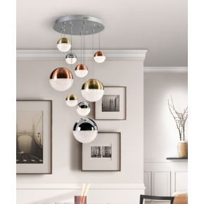 Bellini 9 Light Pendant