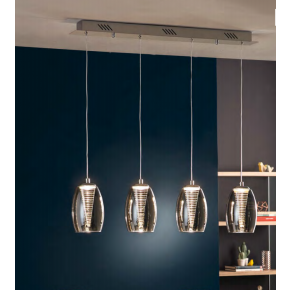 Nelson 4 Light Bar Pendant