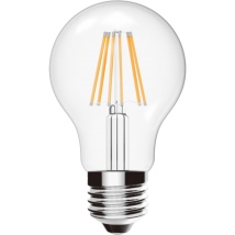 CLEAR E27 GLS LED Bulb 10582