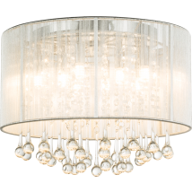 SIERRA Crystal Ceiling Light 15094D