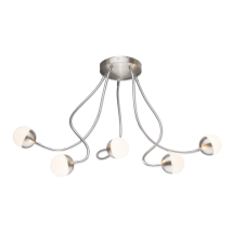 ROSLIN Ceiling Light 24134-5D