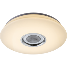 NICOLE Dimmable Speaker Ceiling Light 41329-18