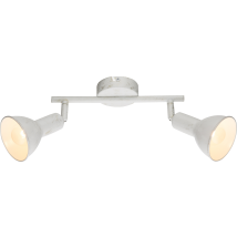 CALDERA WhiteCeiling Light 54648-2