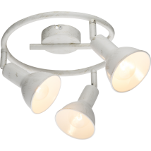 CALDERA White Ceiling Light 54648-3