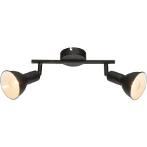 NAMUS Black Ceiling Light 54649-2