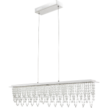 SCALA Dimmable Crystal Pendant 68405-24H