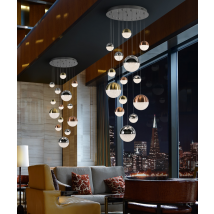 Bellini 14 Light Pendant Dimmable